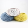 Onion Knit Mohair + Nettles + Wool